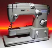 gebrauchte Nähmaschine Pfaff 362 automatic © NT-Michel
