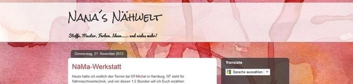 © Nana´s Nähwelt Nähmaschinen reparatur Hamburg bei NT-Michel