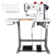 Freiarm-Dreifachtransport-Industrie-Nähmaschine © texi