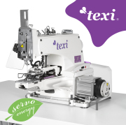 texi - X - Knopfannähmaschine