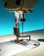 Juki DDL 8700 mit Nadelstangenbeleuchtung © NT-Michel