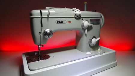 Pfaff 262 automatic Nähmaschine © NT-Michel