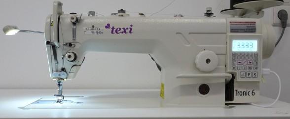 Texi Tronic 6 Premium Ex Schnellnäher