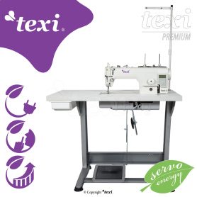 Texi Tronic 7 Steppstichnähmaschine