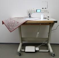 Quilttisch für Elna copyright NT-Michel