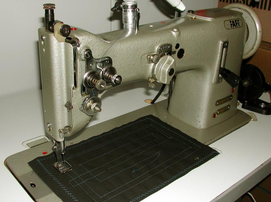 gebrauchte industrienähmaschinen  industrienähmaschine  ~ Nähmaschine Industrie Gebraucht