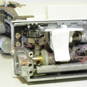 Nähmaschinen vor Reparatur © NT-Michel