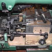 Mauser Industrienähmaschinen Reparatur © NT-Michel
